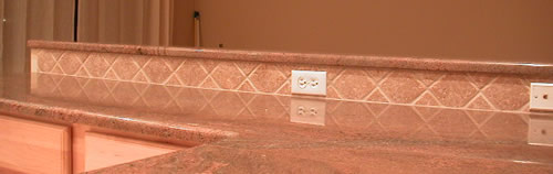 of a granite countertop without a backsplash live learn invest