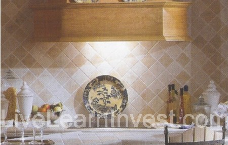 Granite Countertops And Kitchen Tile Backsplashes Live Learn Invest