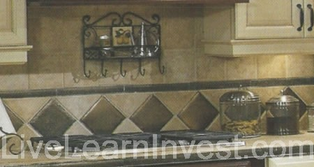 Backsplash Ideas on Pictures Of Kitchen Tile Backsplashes  2    Live Learn Invest