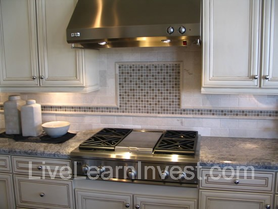 Kitchen Tile Backsplash Large and Small