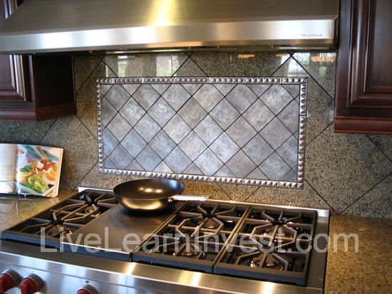 diagonal tile backsplash group picture image by tag